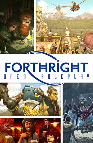 Forthright Open Roleplay Cover